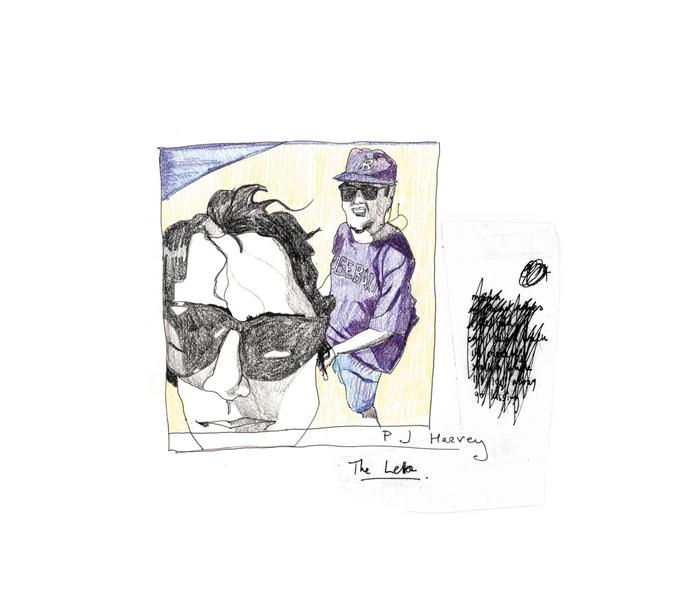 PJ HARVEY - The Letter