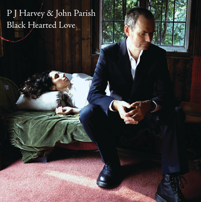 PJ HARVEY - Black Hearted Love