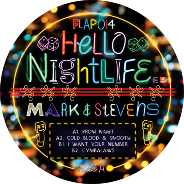 MARK & STEVENS - Hello Nightlife EP