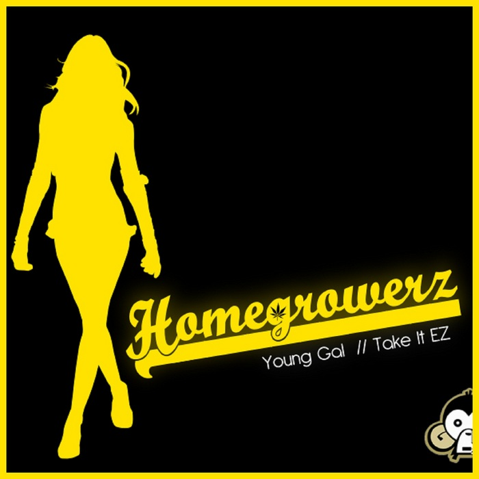 HOMEGROWERZ - Young Gal