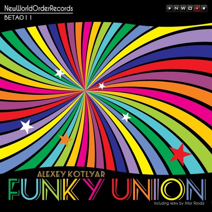 KOTLYAR, Alexey - Funky Union