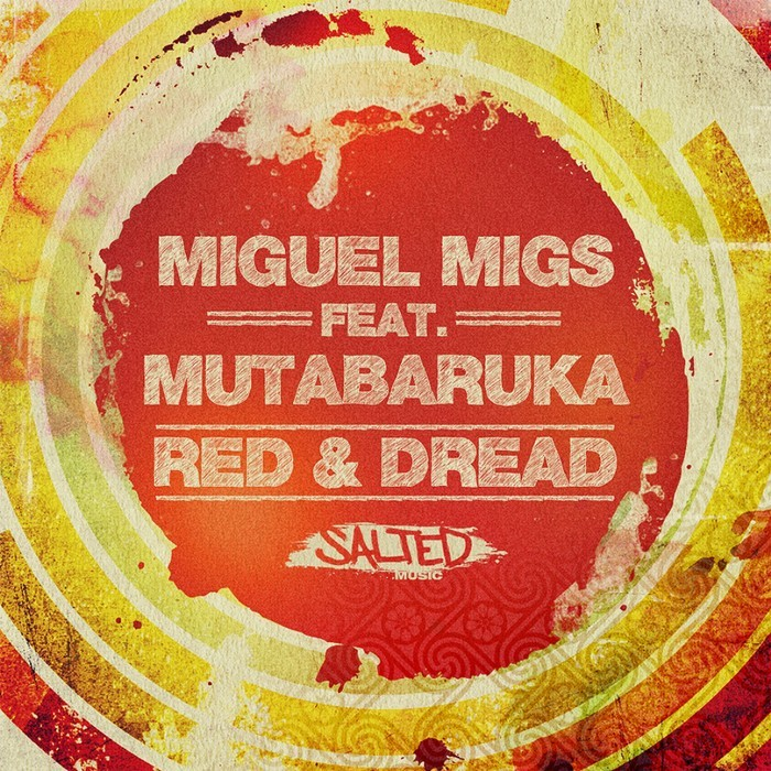 MIGS, Miguel feat MUTABARUKA - Red & Dread