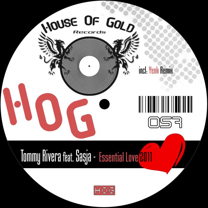 RIVERA, Tommy feat Sasja - Essential Love 2011