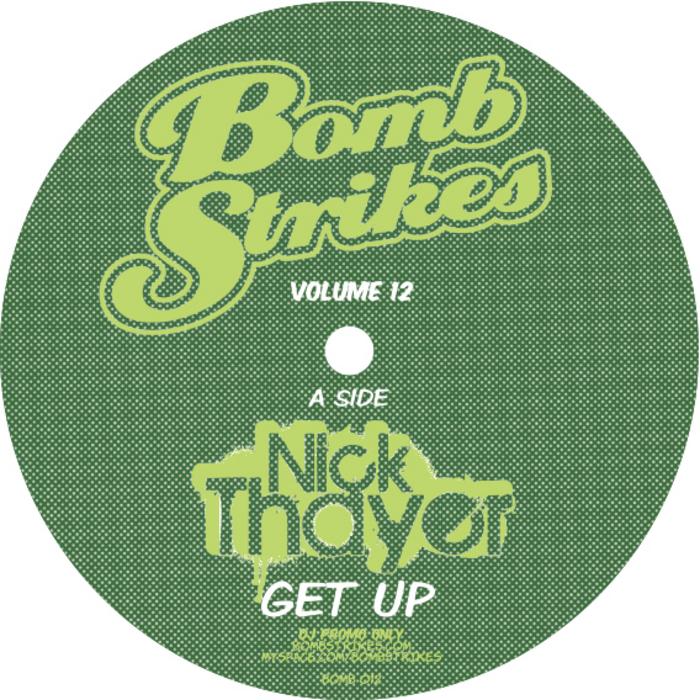 THAYER, Nick - Bombstrikes Vol 12