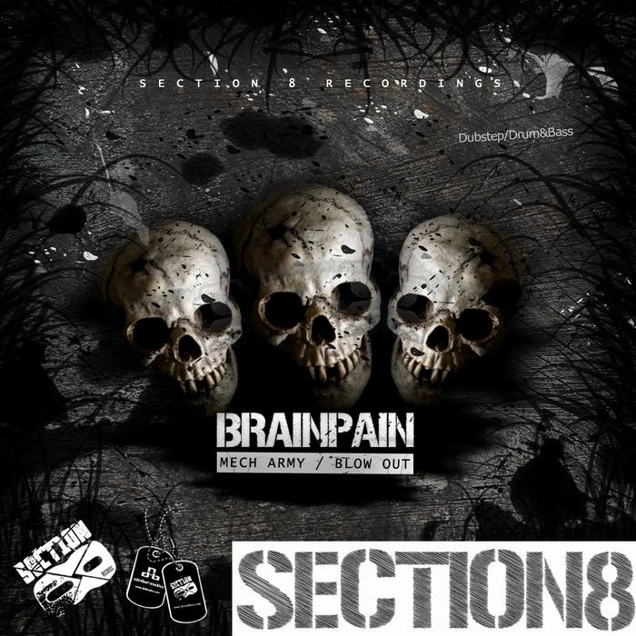 BRAINPAIN - Mech Army