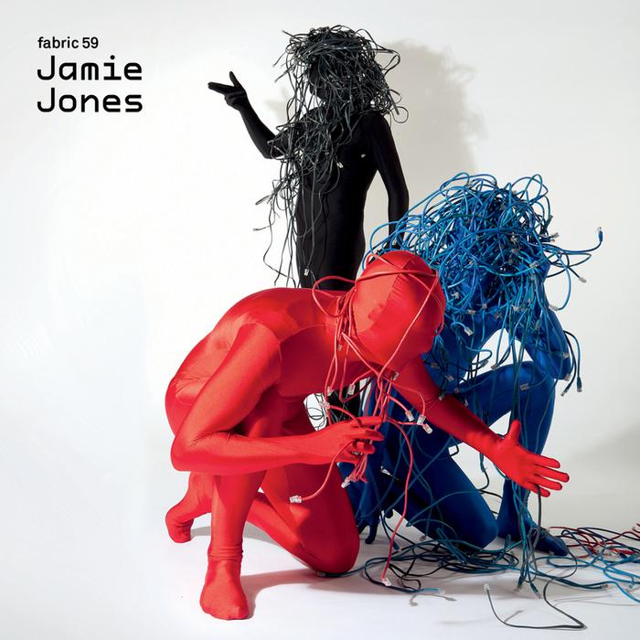 JONES, Jamie/VARIOUS - Fabric 59: Jamie Jones (DJ mix)