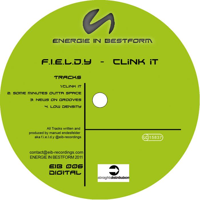FIELDY - Clink It