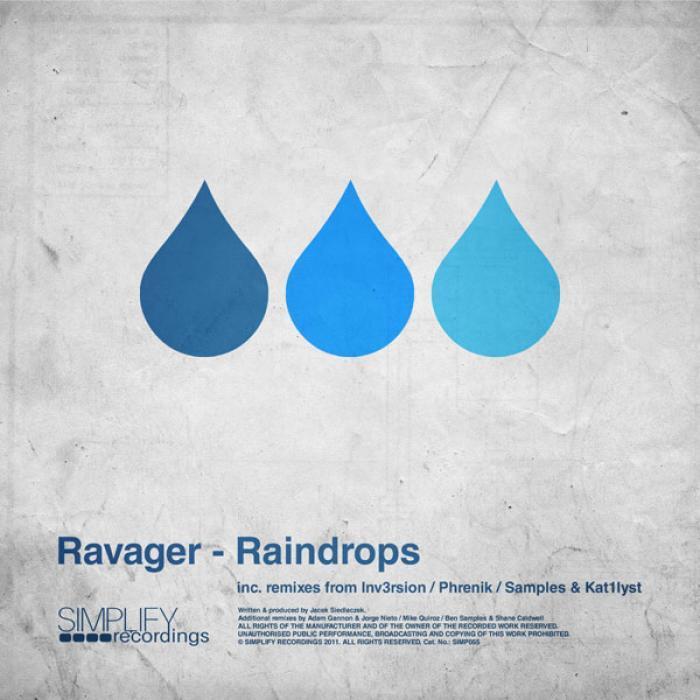 RAVAGER - Raindrops