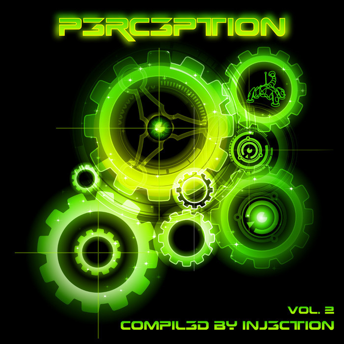 INJECTION/VARIOUS - Perception Volume 2 (compiled by Injection)