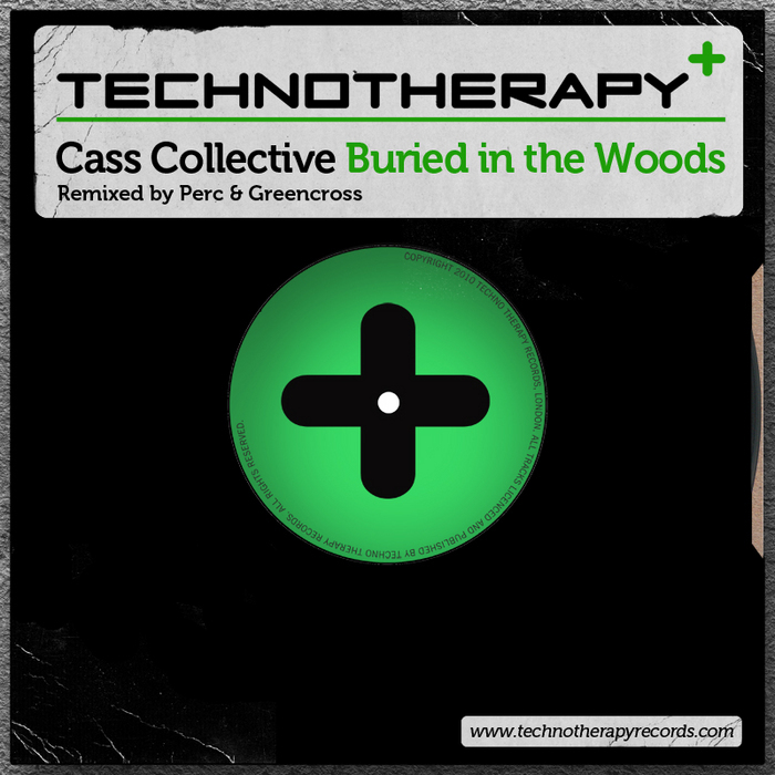 CASS COLLECTIVE - Buried In The Woods