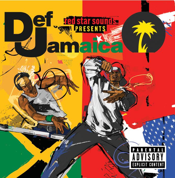 VARIOUS - Def Jamaica