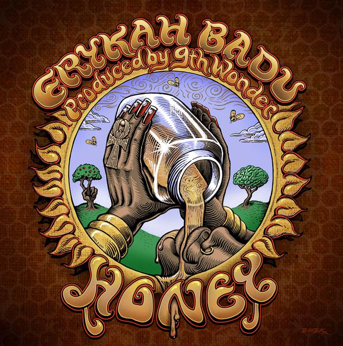 ERYKAH BADU - Honey (Remixes)