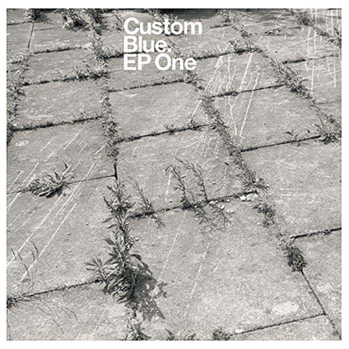 CUSTOM BLUE - EP One