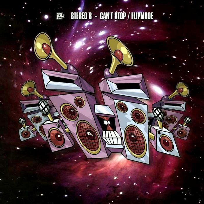 STEREO 8 - Can't Stop