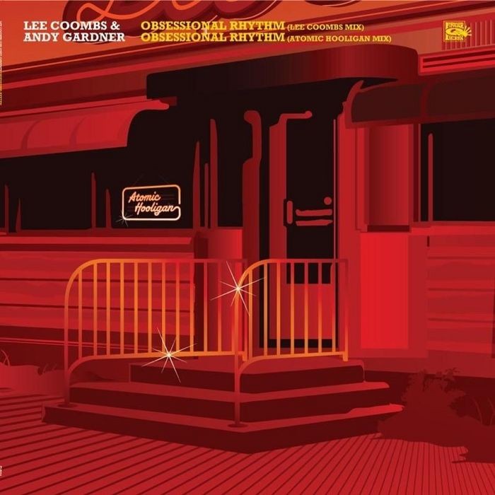 COOMBS, Lee/ANDY GARDNER - Obsessional Rhythm (remixes)