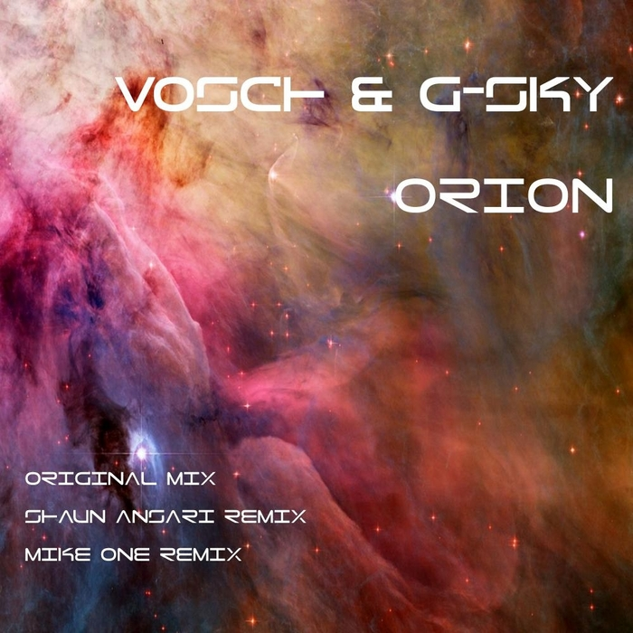 VOSCH & G SKY - Orion
