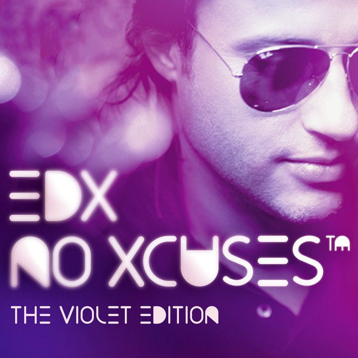 EDX/VARIOUS - No Xcuses (The Violet Edition)