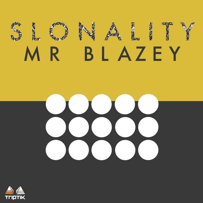 MR BLAZEY - Slonality