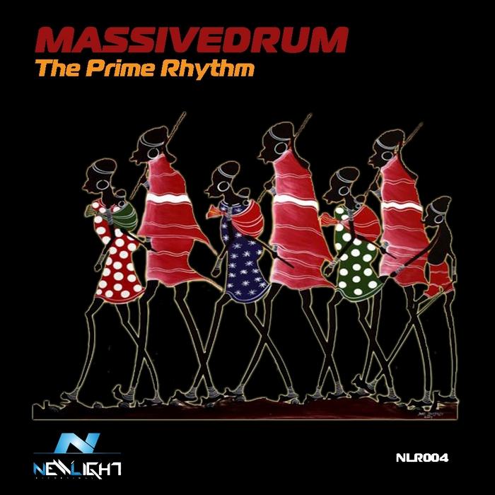 MASSIVEDRUM - The Prime Rhythm