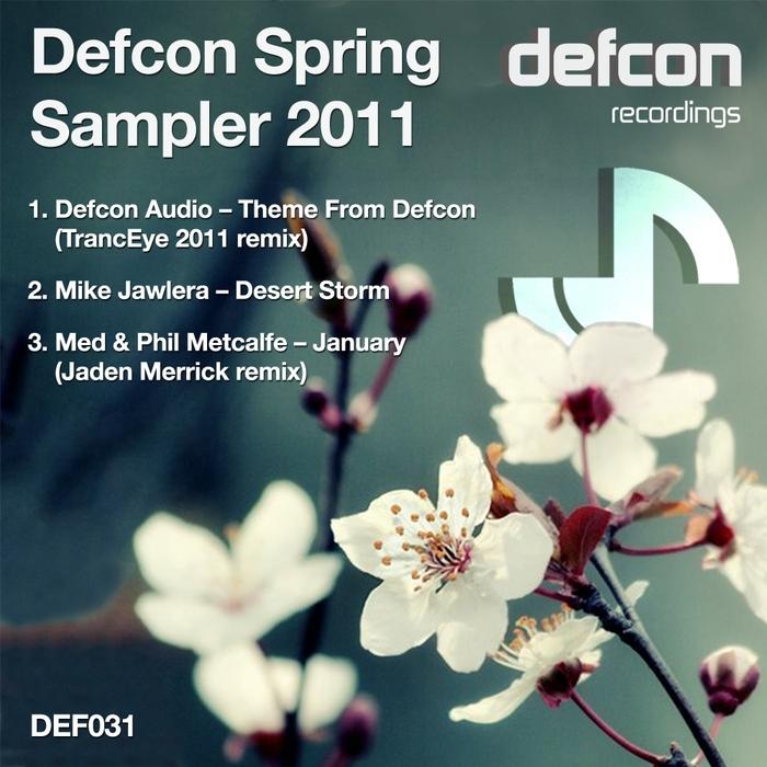 DEFCON AUDIO/MIKE JAWLERA/MED & PHIL METCALFE - Defcon Spring Sampler 2011