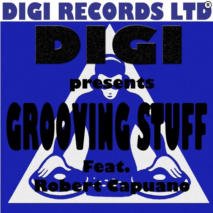DIGI & ROGER CAPUANO - Grooving Stuff