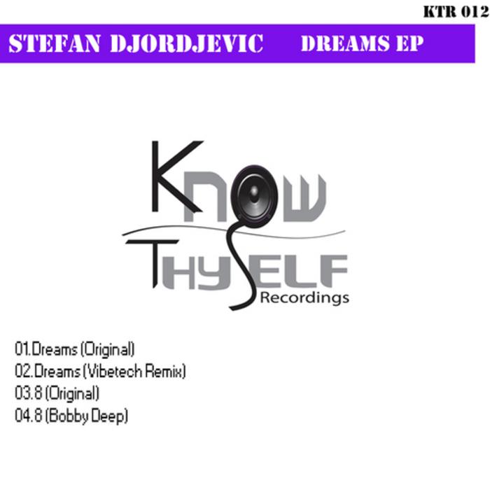 DJORDJEVIC , Stefan - Dreams EP