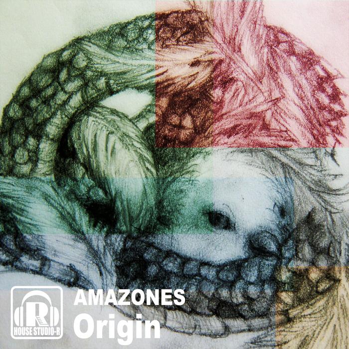 AMAZONES - Origin