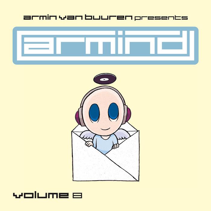 VAN BUUREN, Armin/VARIOUS - Armind Vol 8