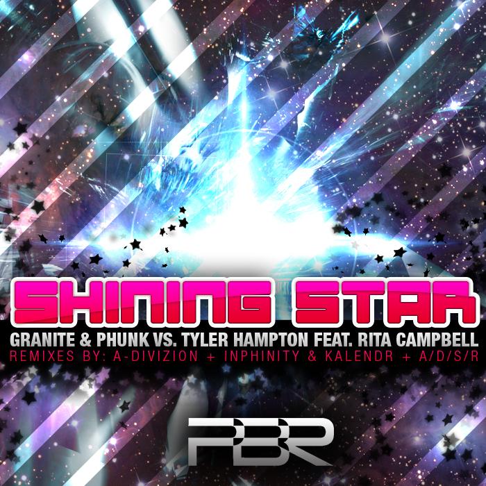 GRANITE & PHUNK vs TYLER HAMPTON feat RITA CAMPBELL - Shining Star