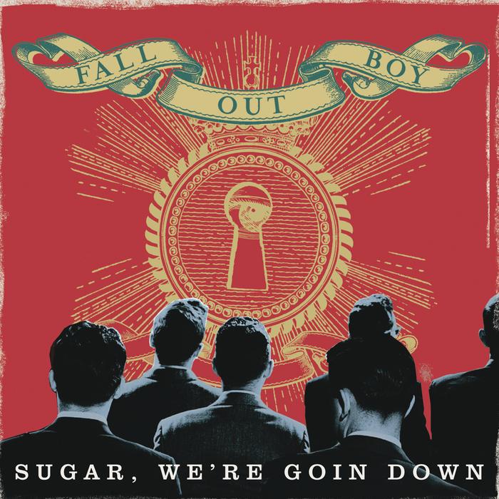FALL OUT BOY - Sugar We're Goin Down