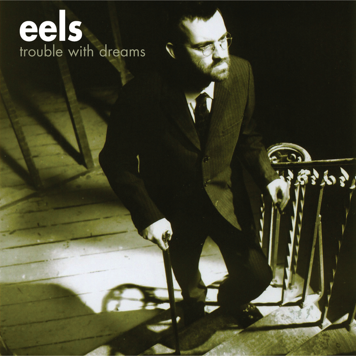 EELS - Trouble With Dreams UK E-single