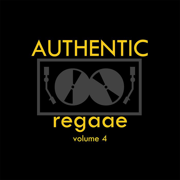 VARIOUS - Authentic Reggae Vol 4