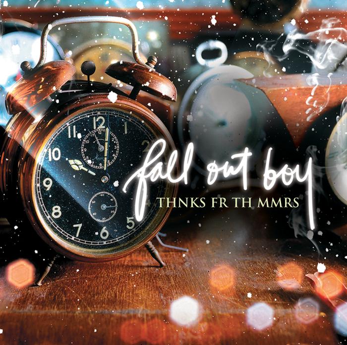 FALL OUT BOY - Thnks Fr Th Mmrs (UK - E-2 Trk)