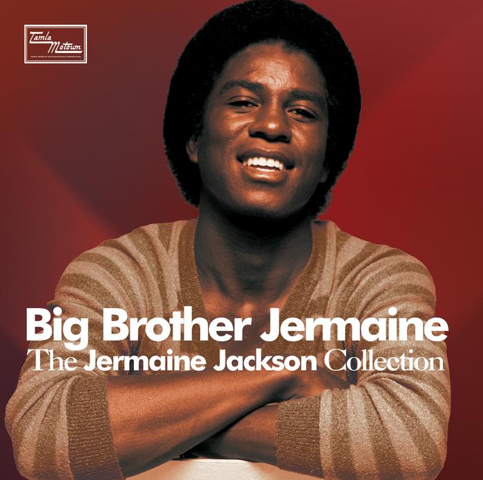 JERMAINE JACKSON - Big Brother Jermaine - The Jermaine Jackson Collection