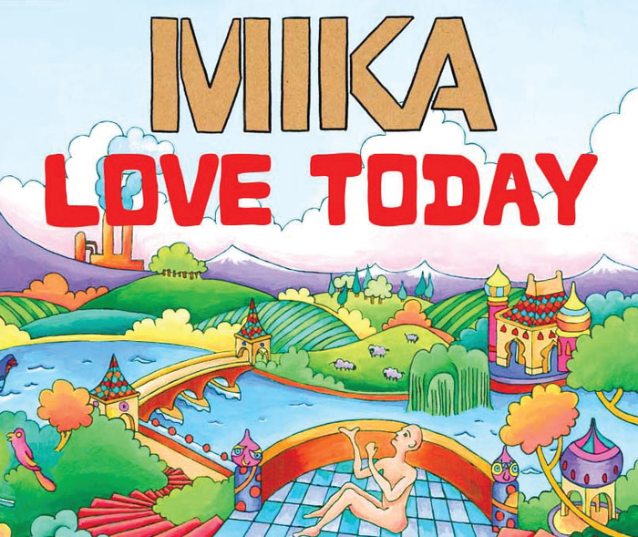 MIKA - Love Today (Patrick Wolf Remix)