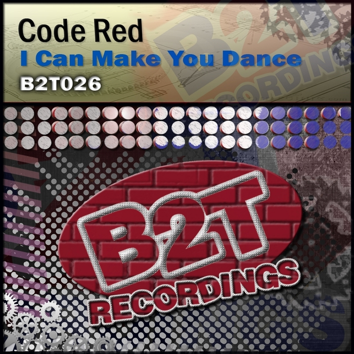 CODE RED - I Can Make You Dance