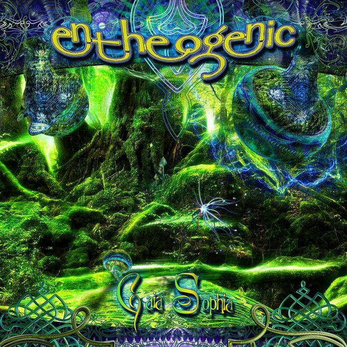 ENTHEOGENIC - Gaia Sophia EP