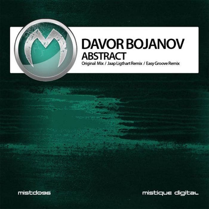 BOJANOV, Davor - Abstract