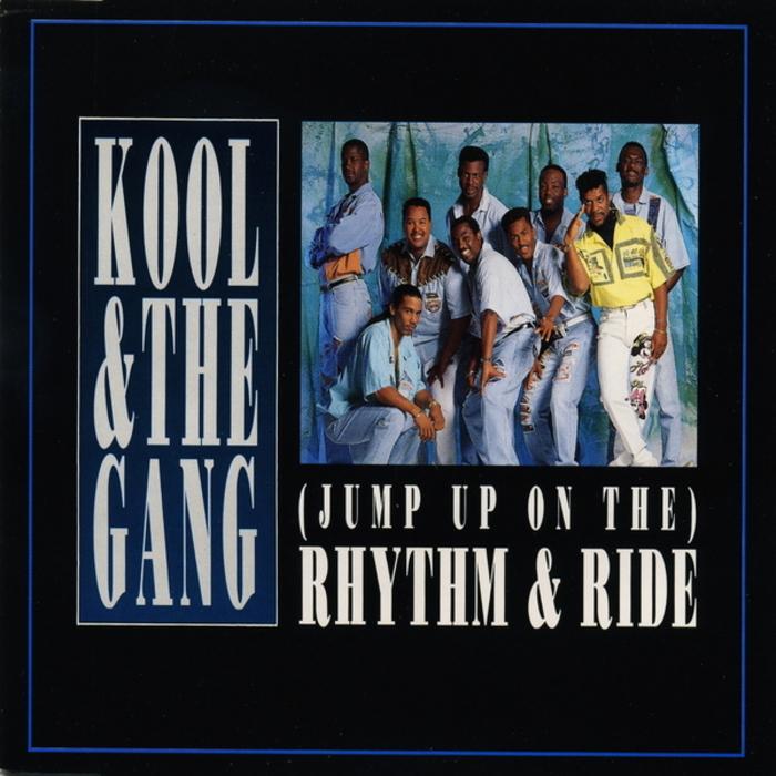 KOOL & THE GANG - Jump Up On The Rhythm & Ride