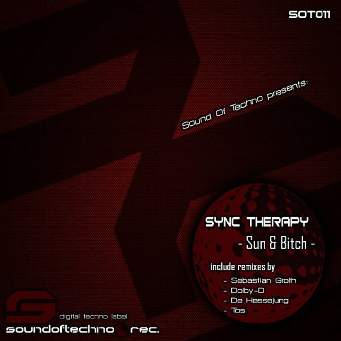 SYNC THERAPY - Sun & Bitch