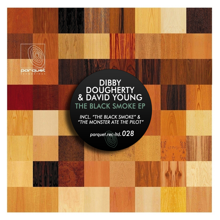 DIBBY DOUGHERTY & DAVID YOUNG - The Black Smoke EP