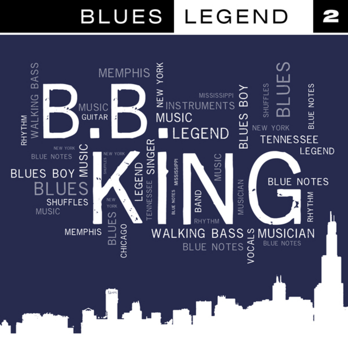 BB KING - Blues Legend Vol 2