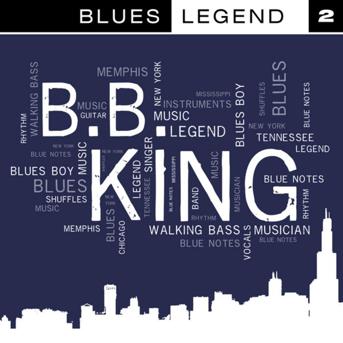 BB KING - Blues Legend Vol 2