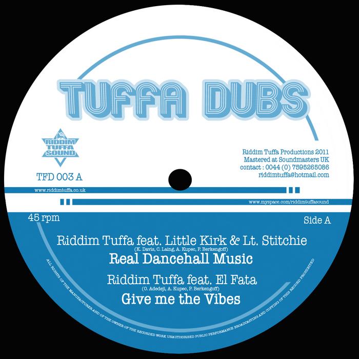 RIDDIM TUFFA - Nice Time Riddim