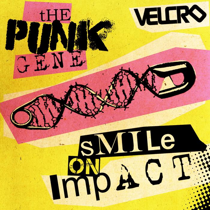 SMILE ON IMPACT - The Punk Gene