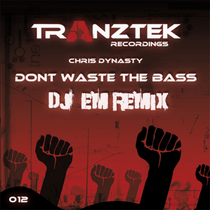CHRIS DYNASTY - Dont Waste The Bass