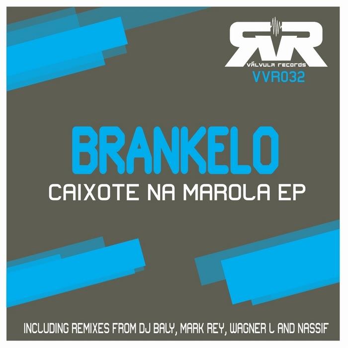 BRANKELO - Caixote Na Marola EP