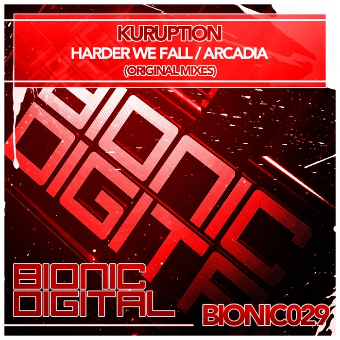 KURUPTION - Harder We Fall