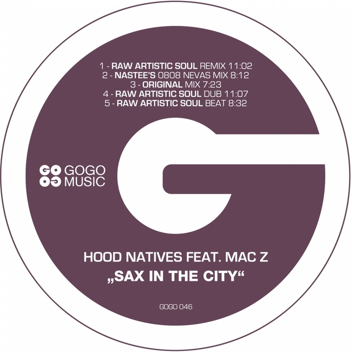 HOOD NATIVES feat MAC Z - Sax In The City