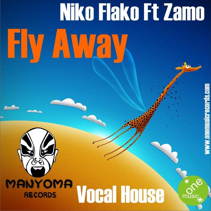 FLAKO, Niko feat ZAMO - Fly Away